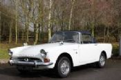 Sunbeam Alpine And Tiger 1963-1968